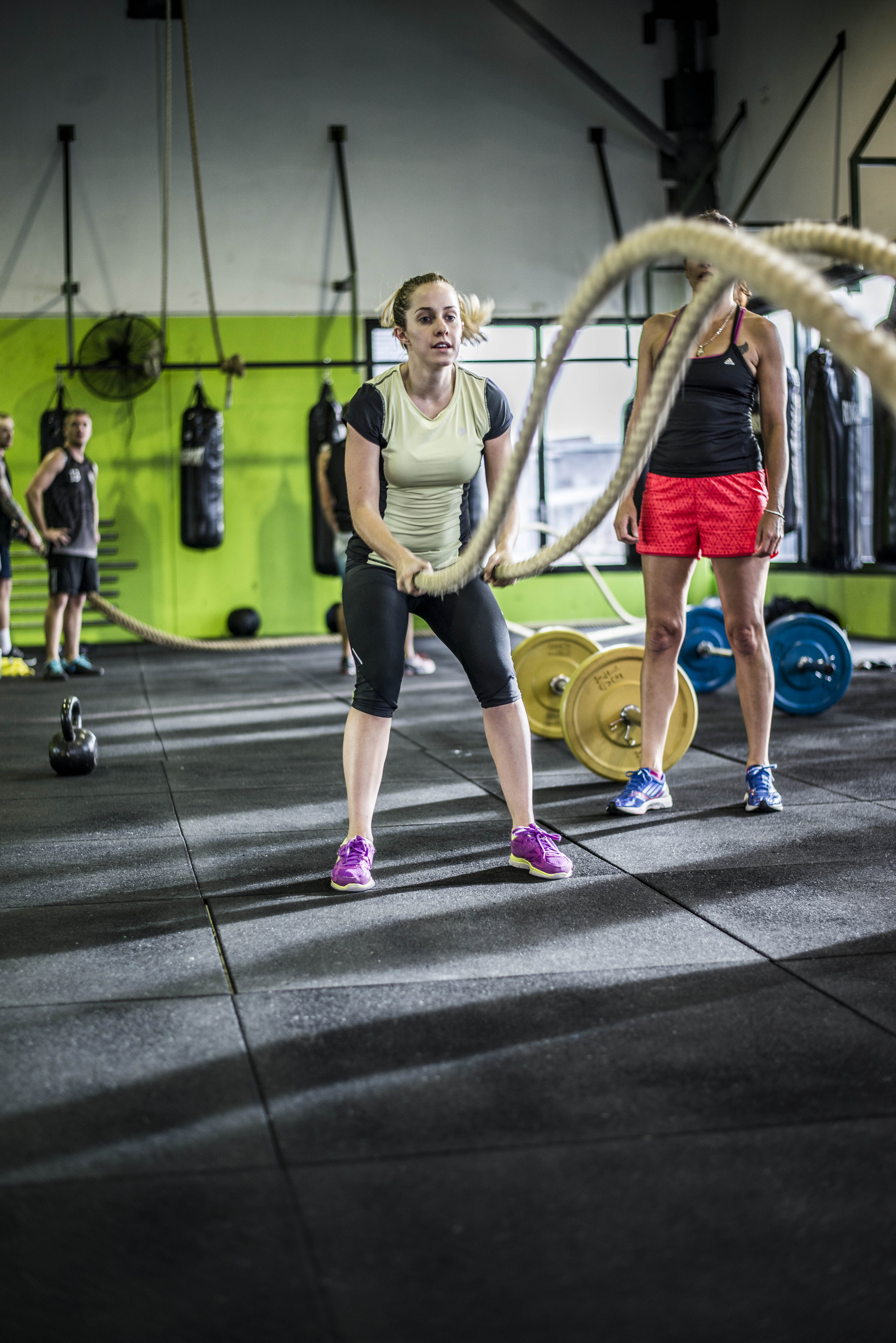 A.C.E.S. High Intensity Training