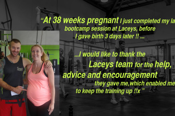 Carly's story and the BENEFITS of exercise during PREGNANCY!